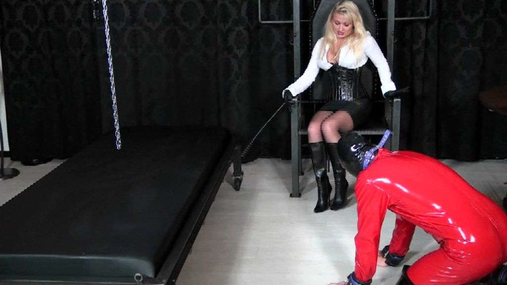painful cbt and anal 1 von Lady-Cynthia